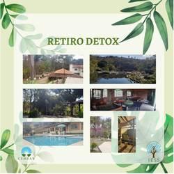 <p>CURSO - RETIRO DETOX</p>